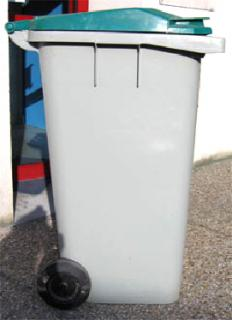 Collecte des ordures ménagères : 11 novembre