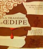 La tragédie d'Oedipe
