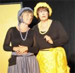 Théâtre : Les Joyeuses commères de Windsor