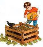 Conférence et ateliers sur le compostage
